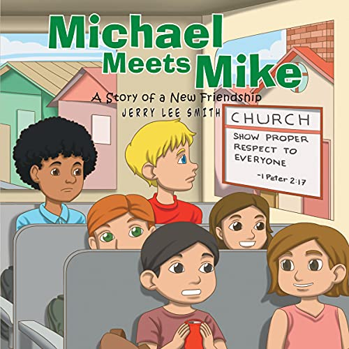 Michael Meets Mike Audiobook By Jerry Lee Smith cover art