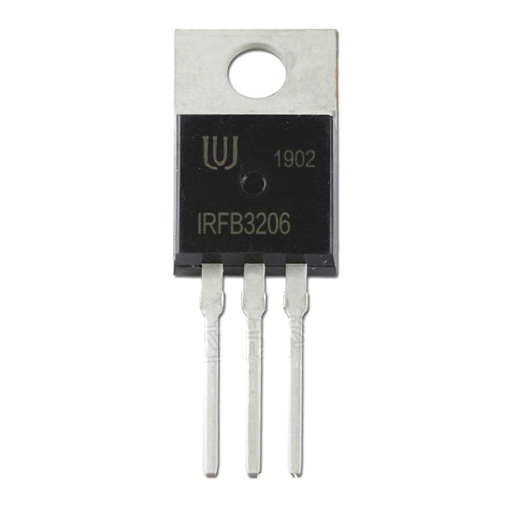 10Pcs lot Mosfet IRFB3206PBF IRFB3206 TO220 N-Channel 60V 210A Easy-to-use M Popular popular