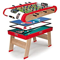 Smoby 640001 - Tischfußball Powerplay