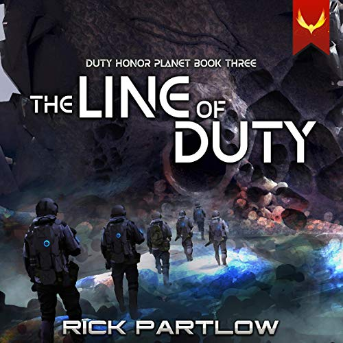 The Line of Duty cover art