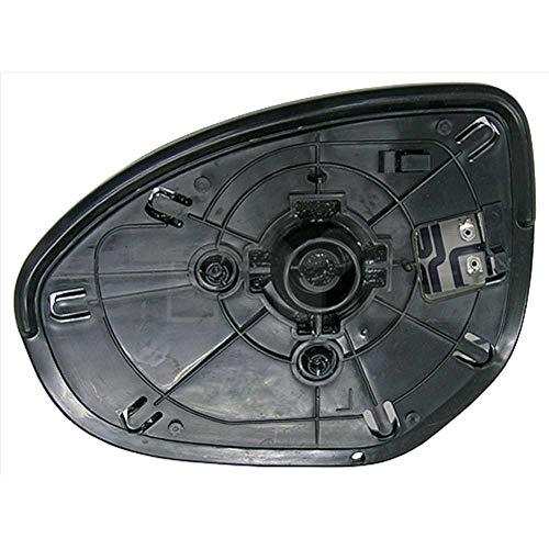 Vitre-miroir, unitàƒ de vitreaux gauche (Càƒ ´tàƒ conducteur) MAZDA 2 (10/2007)