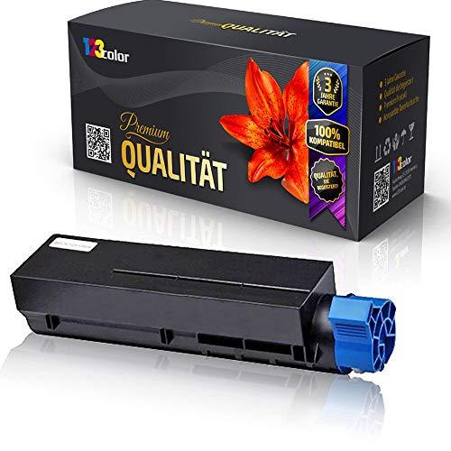 123Color Alternative Tonerkartusche kompatibel für Oki - 7000 Seiten - Oki B 412 DN B 432 DN B 512 DN 45807106 45807102 45807111 - Toner Plus Serie