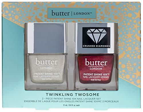 butter LONDON Holiday 2019 Twinkling Twosome