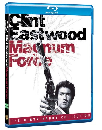 WARNER HOME VIDEO Magnum Force - Deluxe Edition [BLU-RAY]