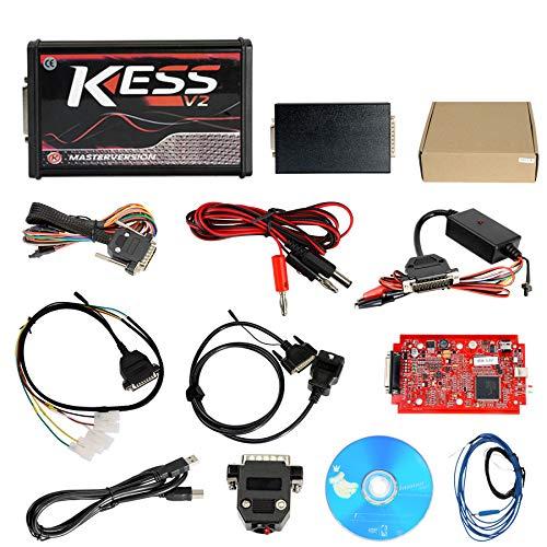 Kess V2 V5.017 Online Version Keine Tokens Begrenzung V2.47 Kess V2 OBD2 Manager Tuning Kit Auto LKW ECU Programmierer