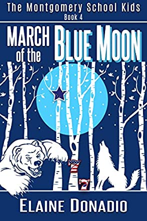 March of the Blue Moon