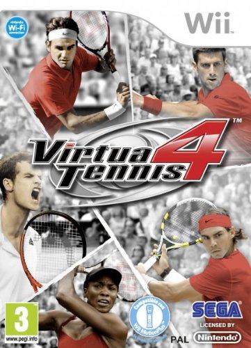 Virtua Tennis 4 [Importer espagnol]