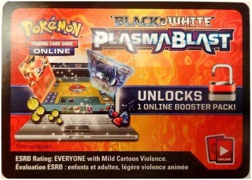 Plasma Blast Booster Code Card - Pokemon Trading Card Game Online (PTCGO)