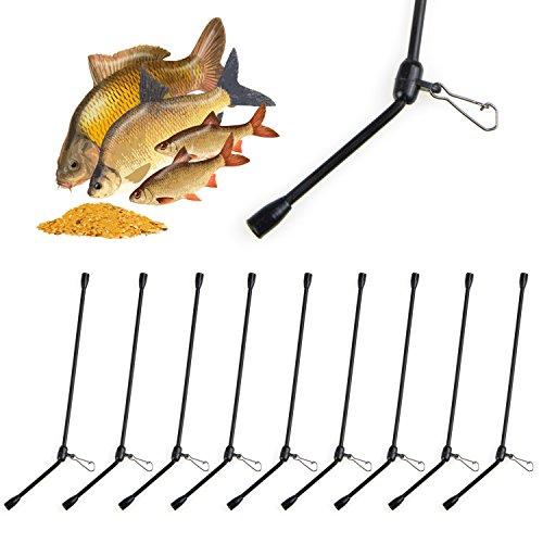TheBigFish - 9X Anti Tangle gebogen - 15cm