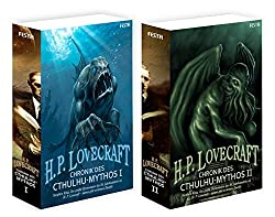 H. P. Lovecraft - Chronik des Cthulhu-Mythos