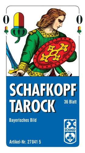 Ravensburger Spielkarten 27041 - Schafkopf/Tarock
