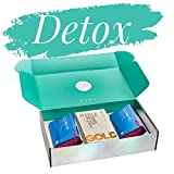 GP Nutrition Detox Box | 13 Day Supply | Liver & Immune Support | Multivitamins & Minerals | Antioxidant & Anti-inflammatory | for Men & Women | Made in The UK