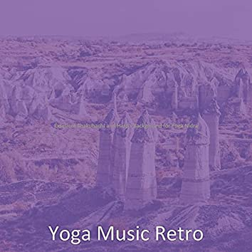 Excellent Shakuhachi and Harp - Background for Yoga Nidra