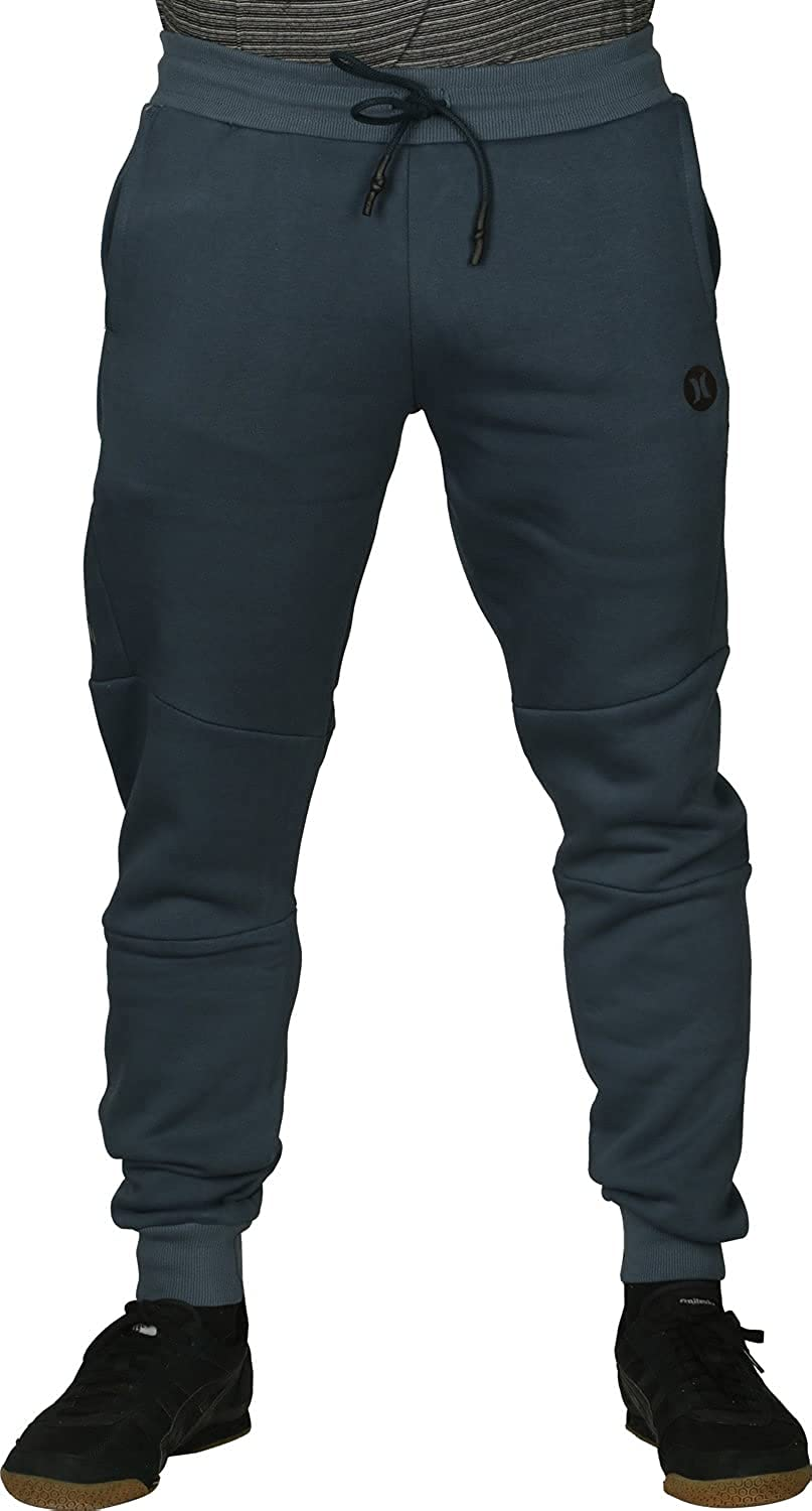 Hurley Extreme Collection Slim Fit Fleece Joggers Mens