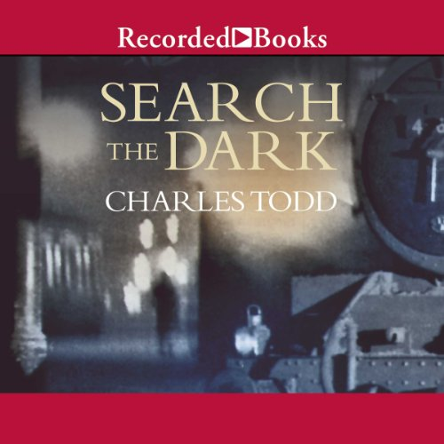 Couverture de Search the Dark