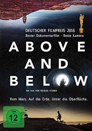 Above and Below - Vom Mars. Auf die Erde. Unter die Oberfläche. (OmU)