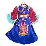 Disney Mulan - Disfraz de lujo para niños, talla 3, multicolor