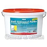 Pufas Anti-Schimmel-Farbe ELF 10L Schimmelschutz Farbe