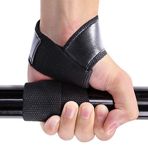 Handgelenkbandage für Gewichtheben, mit Neopren, gepolstert, rutschfest