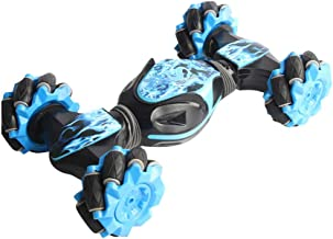 Fine RC Stunt Car,2.4G Remote Control Toy Car, with Four-Wheel Drive,Kids Christmas Toys Twisting Vehicle Drift Car Driving Gifts