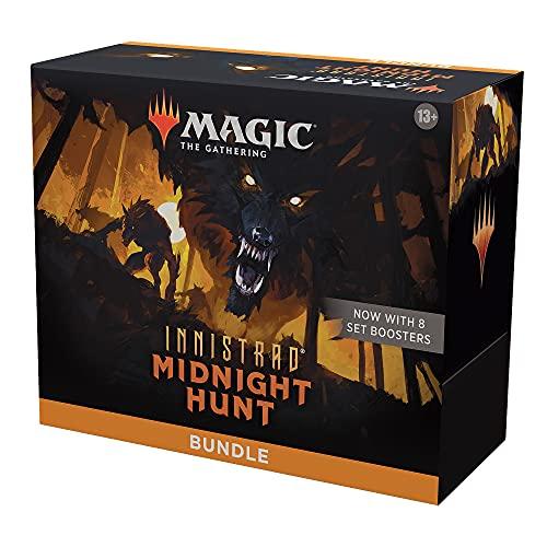 MTG マジック・ザ・ギャザリング イニストラード:真夜中の狩りBundle 英語版