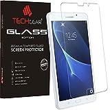 TECHGEAR Galaxy Tab A 7.0 Pouces Verre, Protecteur d'Écran Original en Verre Trempé...