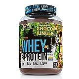Life Pro Whey Chocolate Jungle 1kg Limited Edition | Proteína Whey Sabor Tabletas de Chocolate Jungly con LACPRODAN SP-8011 | Proteína de Suero en Polvo