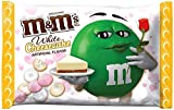 M&M's White Cheesecake ( Pack of 4 ) Limited Edition 4 bags, 7.44 Oz each