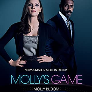 Molly's Game cover art