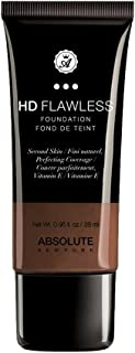 Absolute New York HD Flawless Foundation Fudge