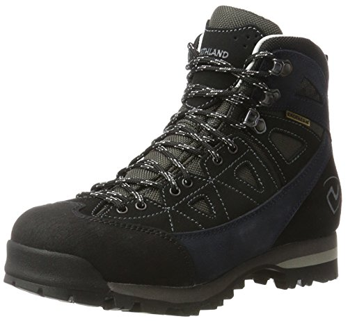 Northland Unisex-Erwachsene Wallis HC Mountain Boot Trekking- & Wanderschuhe, Blau (Dk. Navy/Black), 39 EU