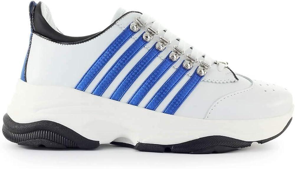 Dsquared2 bumby scarpe sneakers da uomo 251 M328