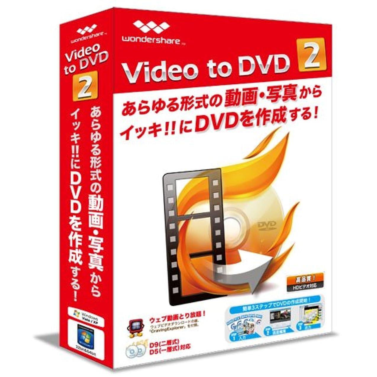 経済下に向けます感染するトランスゲート Video to DVD 2 簡単高品質DVD作成ソフト