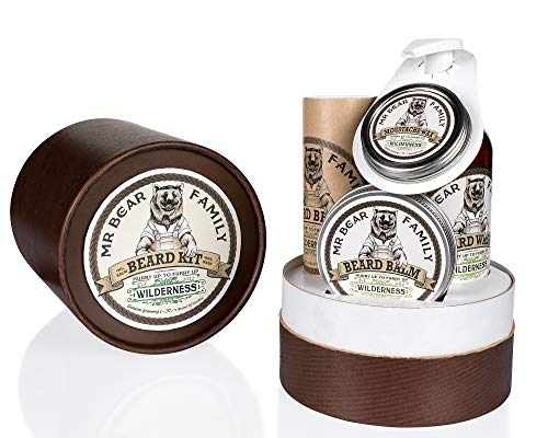Mr. Bear Family - Beard Beard Kit Wilderness