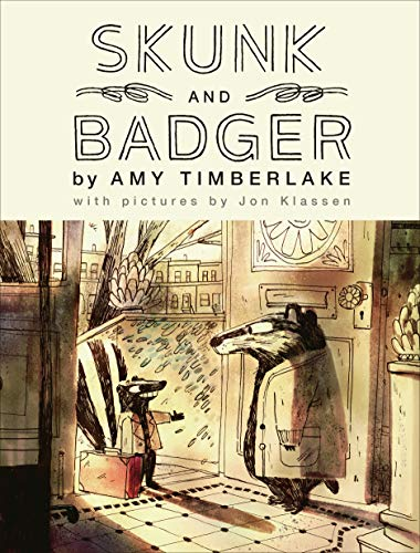 Image of Skunk and Badger (Skunk and Badger 1)