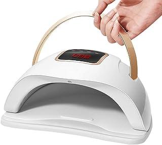 Clavo de 120W LED de luz de uñas máquina de la Terapia de inducción de Secado rápido Pegamento Polaco Hornear secador de la lámpara - para Nail Shop