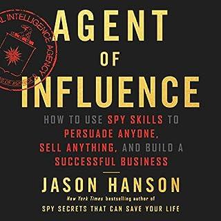 Page de couverture de Agent of Influence