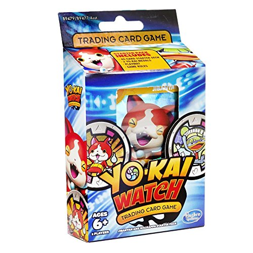 Yo-Kai Watch - Starter Deck Jibanyan e Cammikappa (IT)
