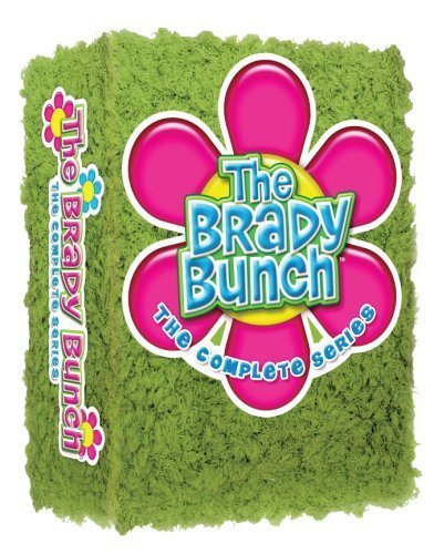 The Brady Bunch: The Complete Series with Shag Carpet Cover