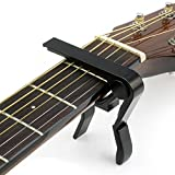 Einhand Capotasto per chitarra, per quasi tutti i tipi di chitarra