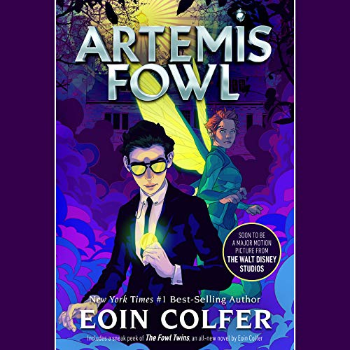 Artemis Fowl     Artemis Fowl, Book 1              By:                                                                                                                                 Eoin Colfer                               Narrated by:                                                                                                                                 Nathaniel Parker                      Length: 6 hrs and 6 mins     5,115 ratings     Overall 4.5