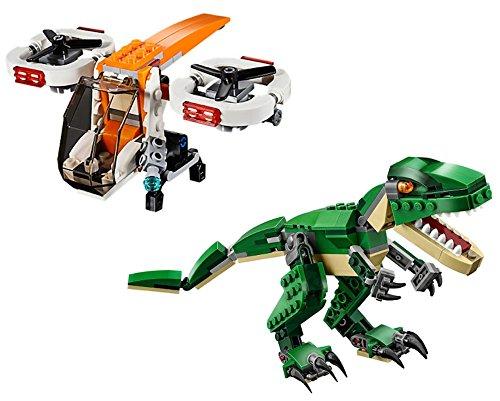 LEGO Creator 3 in 1 Drone Explorer Creator Mighty Dinosaurs Bundle