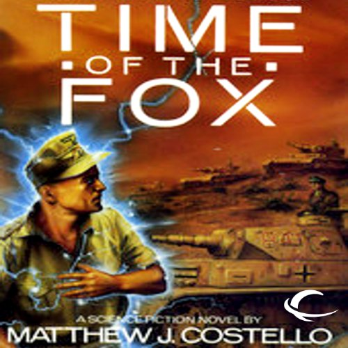 Time of the Fox audiobook cover art