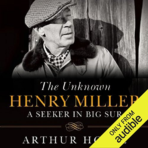 The Unknown Henry Miller cover art