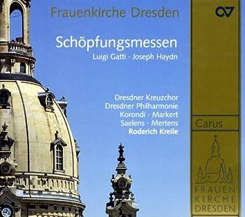 "Haydn, F.J.: Mass No. 13, ""Schopfungsmesse"" (Creation Mass) / Gatti, L.: Creation Mass"