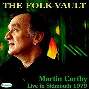 The Folk Vault: Martin Carthy, Live in Sidmouth 1979