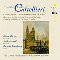 Cartellieri: Wind Concertos Vol. 2 (2000-05-23)