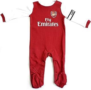 d1b8a11904ed1 Arsenal FC bébé kit Grenouillère Body – 2016 17 Season