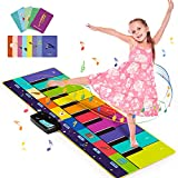 Joyjoz Kids Piano Mat, Musical Toys with 100 Plus Melodies, Floor Keyboard