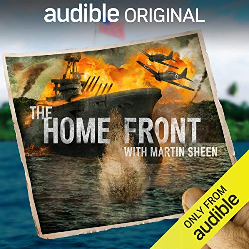 Ep. 14: The Manhattan Project (The Home Front) copertina